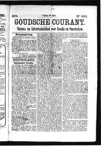 Goudsche Courant 1875-04-30