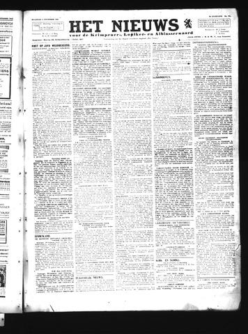 Schoonhovensche Courant 1945-11-05