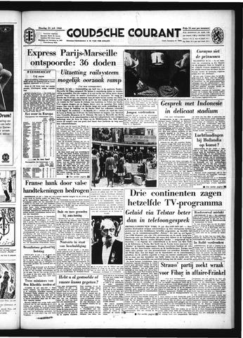 Goudsche Courant 1962-07-24
