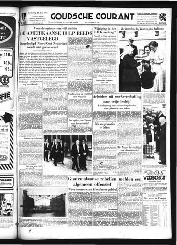 Goudsche Courant 1954-06-24