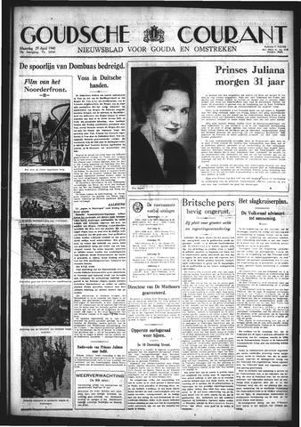Goudsche Courant 1940-04-29