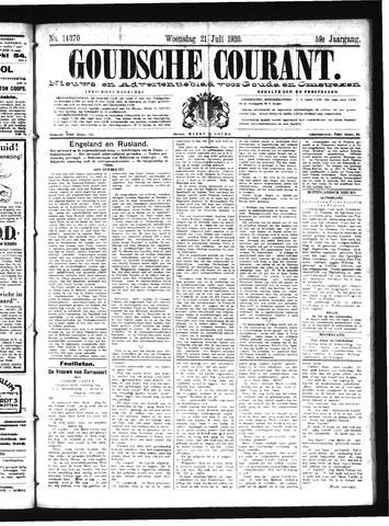 Goudsche Courant 1920-07-21