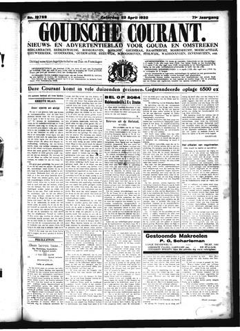 Goudsche Courant 1932-04-23