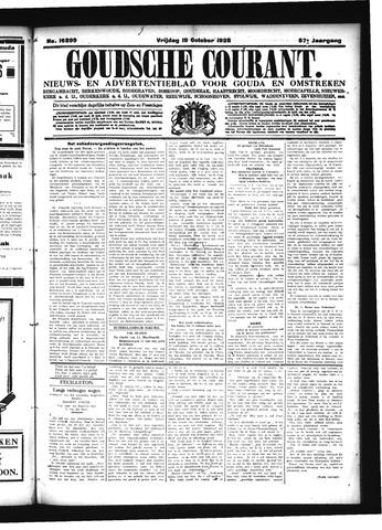 Goudsche Courant 1928-10-19