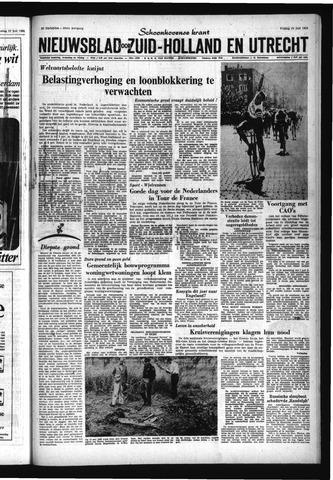 Schoonhovensche Courant 1966-06-24
