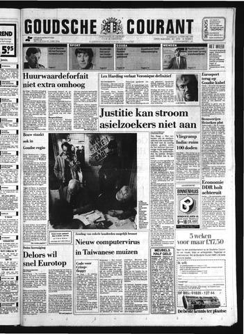 Goudsche Courant 1990-02-14