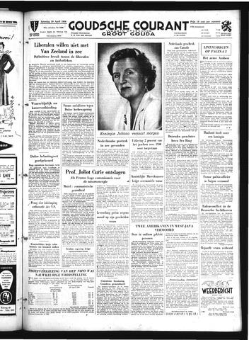 Goudsche Courant 1950-04-29