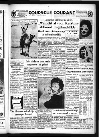 Goudsche Courant 1962-09-25