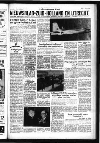 Schoonhovensche Courant 1964-05-29