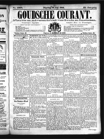 Goudsche Courant 1912-07-16