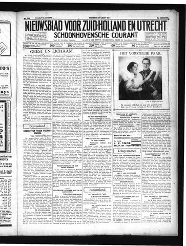 Schoonhovensche Courant 1937-03-31