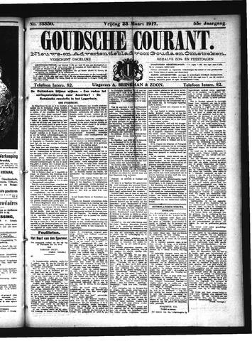 Goudsche Courant 1917-03-23