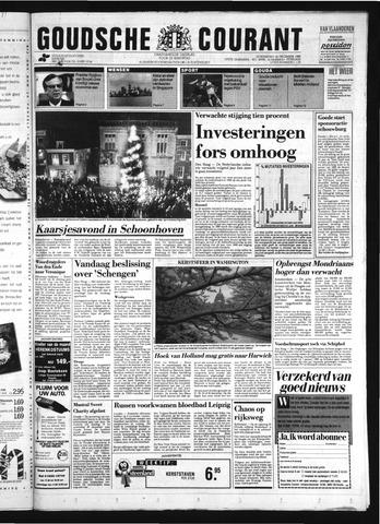 Goudsche Courant 1989-12-14