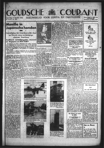 Goudsche Courant 1942-01-03