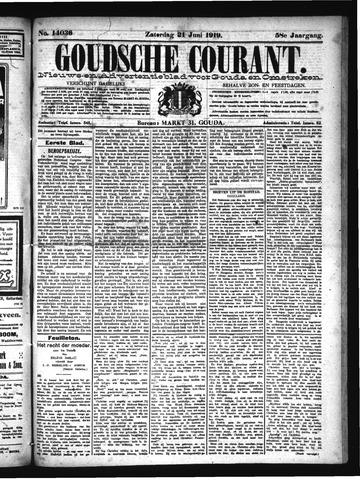 Goudsche Courant 1919-06-21