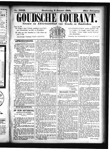 Goudsche Courant 1908-01-09