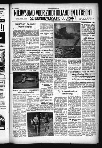 Schoonhovensche Courant 1957-08-26