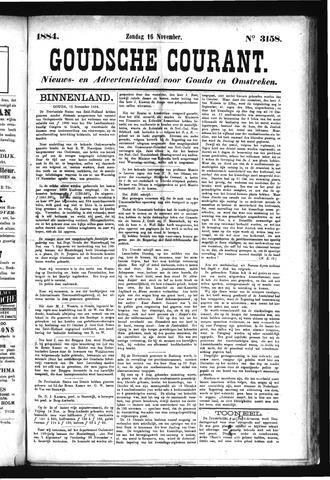 Goudsche Courant 1884-11-16