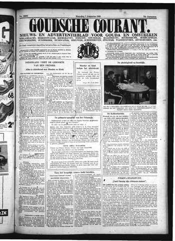 Goudsche Courant 1939-08-07