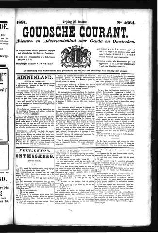 Goudsche Courant 1891-10-23