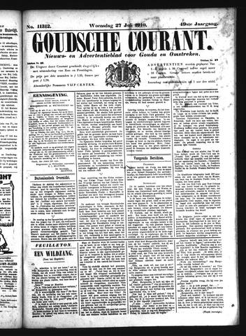 Goudsche Courant 1910-07-27