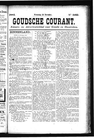 Goudsche Courant 1884-11-26