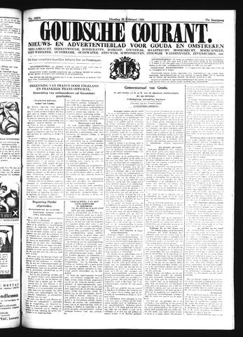 Goudsche Courant 1939-02-28