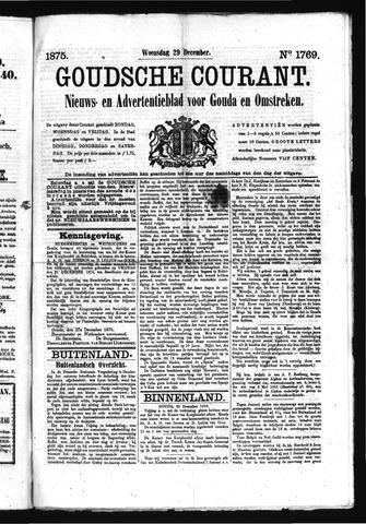 Goudsche Courant 1875-12-29