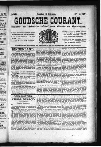 Goudsche Courant 1889-12-16