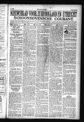 Schoonhovensche Courant 1928-07-23