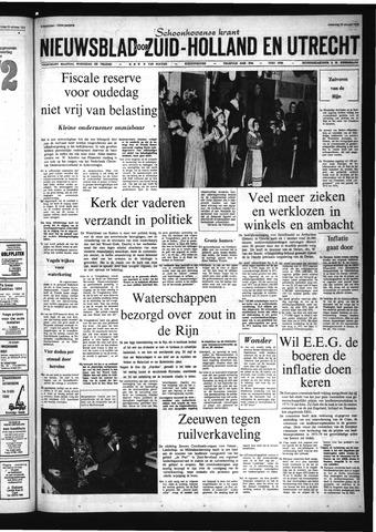 Schoonhovensche Courant 1972-10-23