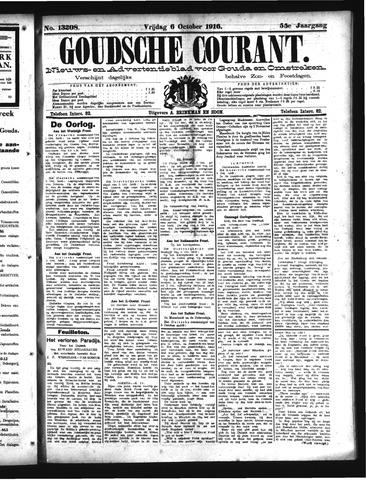 Goudsche Courant 1916-10-06