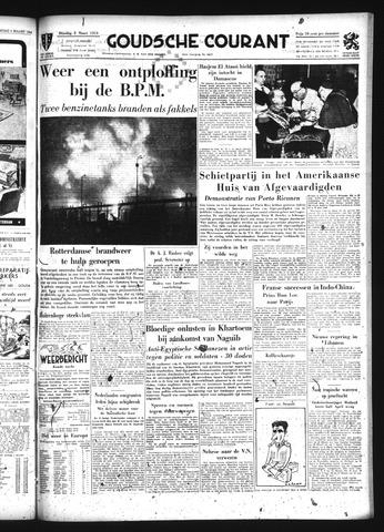 Goudsche Courant 1954-03-02