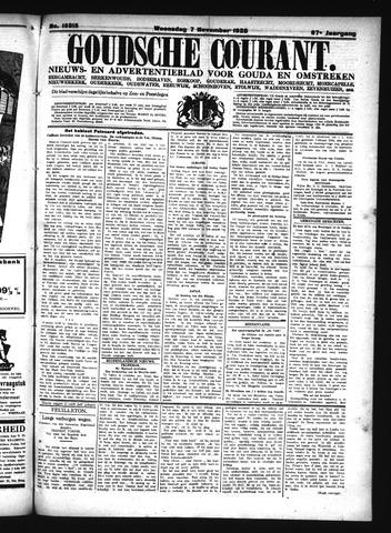 Goudsche Courant 1928-11-07