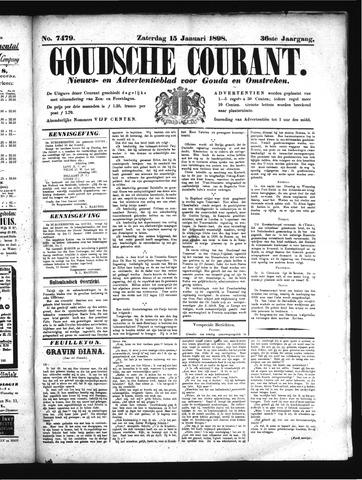 Goudsche Courant 1898-01-15