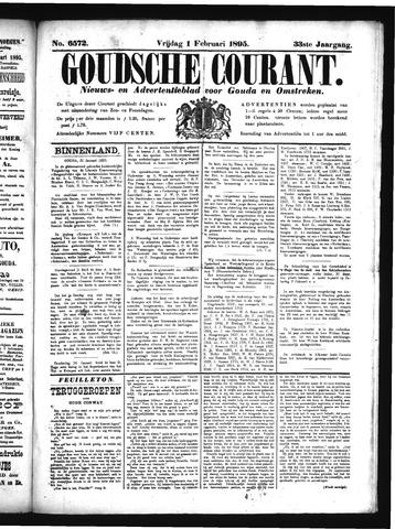 Goudsche Courant 1895-02-01