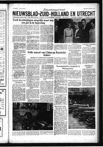 Schoonhovensche Courant 1965-11-08