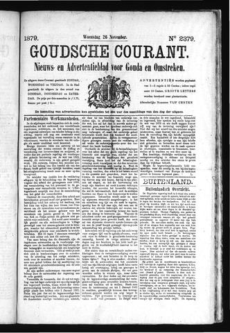 Goudsche Courant 1879-11-26