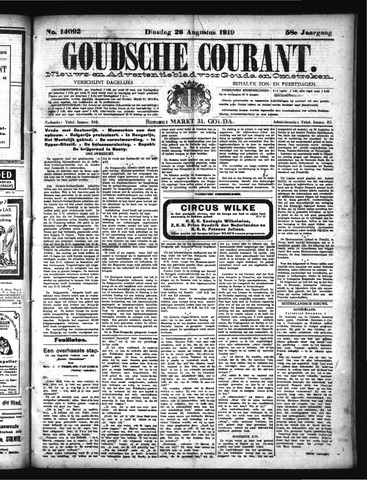 Goudsche Courant 1919-08-26