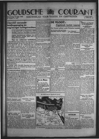 Goudsche Courant 1940-09-18