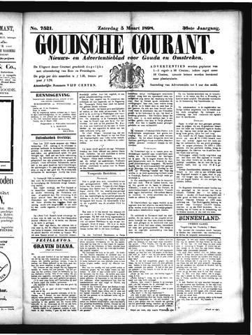 Goudsche Courant 1898-03-05