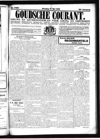 Goudsche Courant 1930-05-27