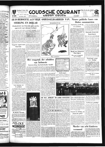 Goudsche Courant 1949-09-17