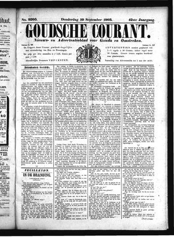 Goudsche Courant 1903-09-10