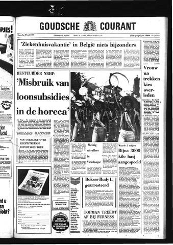Goudsche Courant 1977-07-20
