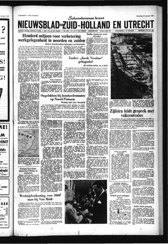 Schoonhovensche Courant 1967-01-23
