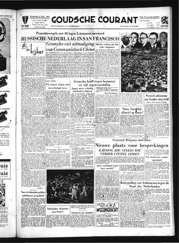 Goudsche Courant 1951-09-06