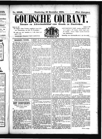 Goudsche Courant 1908-12-10