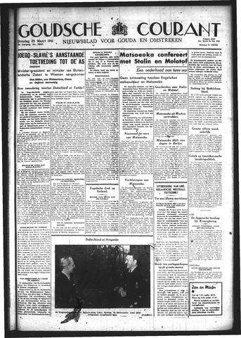 Goudsche Courant 1941-03-25