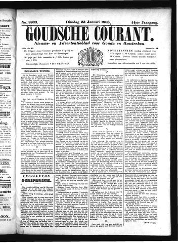 Goudsche Courant 1906-01-23